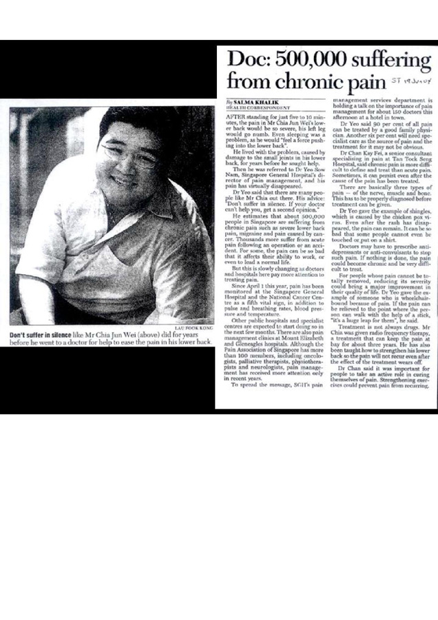 19 Jan 2004 The Straits Times-page-001